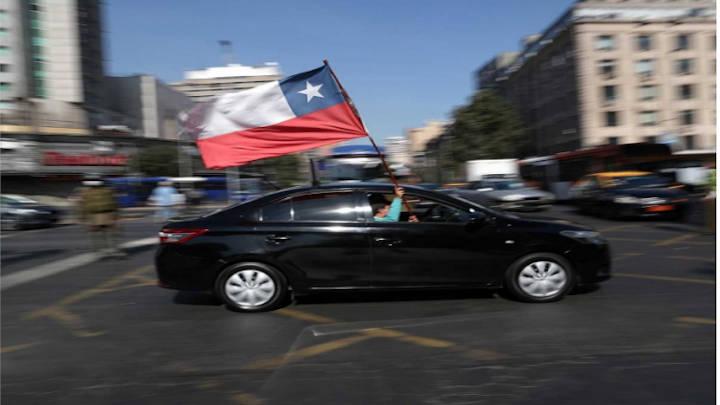 Chile aboga por una nueva Constitución