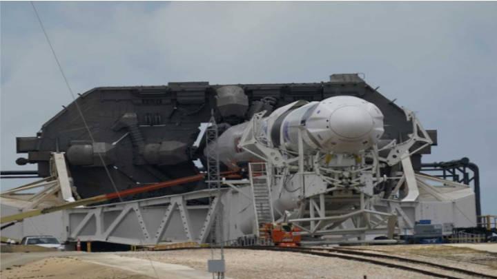 El espacio sideral vuelve a ser protagonista, SpaceX reinicia un nuevo ciclo