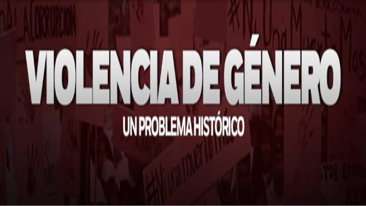 La violencia contra la mujer, en México, no se acabará contando hasta 10