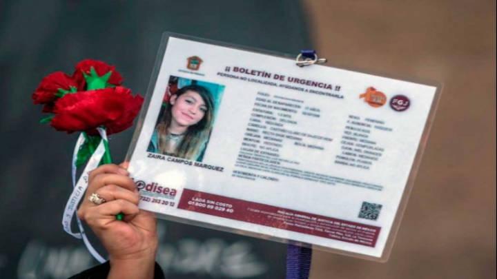 México actualiza el registro nacional para controlar desaparecidos y fallecidos