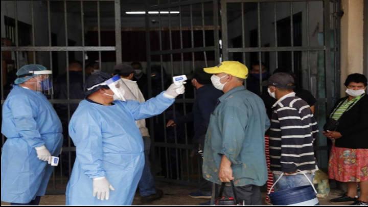 Paraguay registra un gran brote, en una de sus cárceles