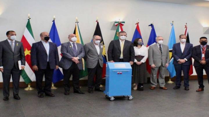 El Caribe recibirá ventiladores mexicanos