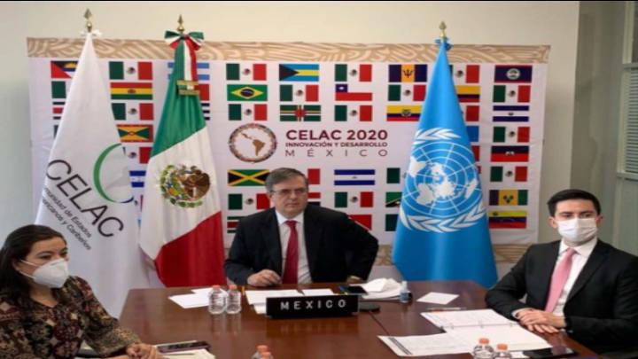 CELAC mantiene a México en la presidencia