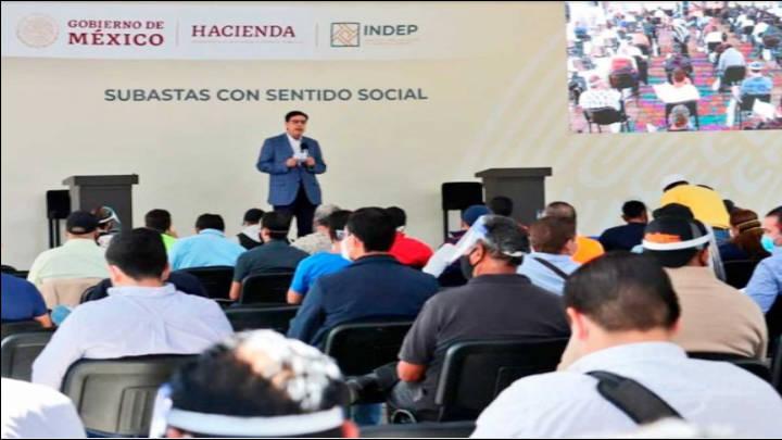 Extitular de INDEP cuestiona planteamiento de López Obrador