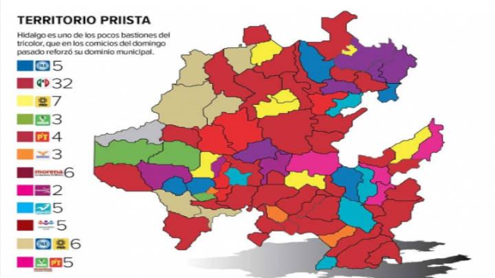 Resultados de elecciones en Hidalgo y Coahuila cambian el panorama de Morena
