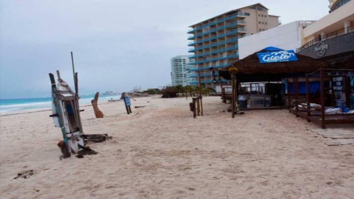 Quintana Roo no para de ser azotada por las fuerzas de la naturaleza