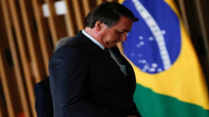 Bolsonaro decidió cancelar la compra de vacunas por no ser del todo efectivas