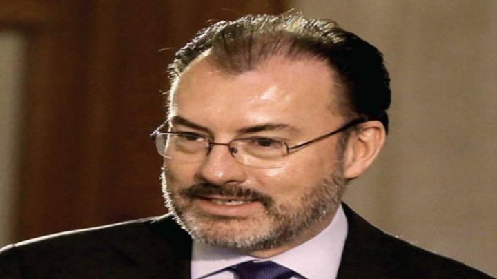 Exsecretario de Exteriores sale limpio de irregularidades en Sedatu y Sedesol.