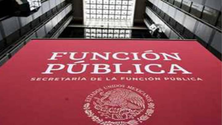 Secretaria de la Función Pública trabajando fuerte contra la corrupción en México