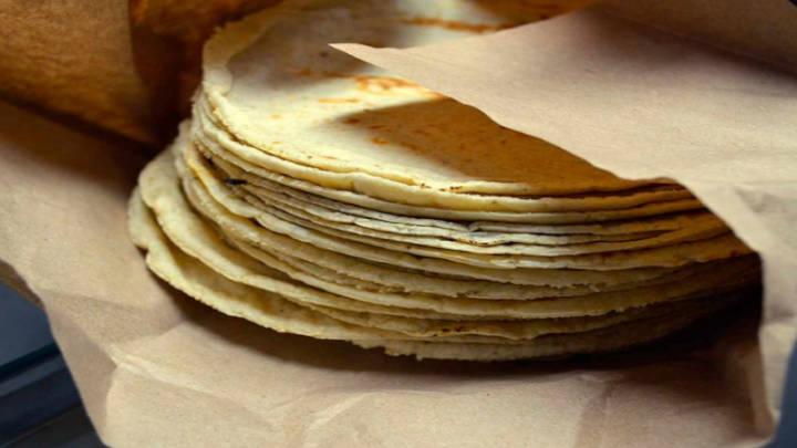 La tortilla presume un aumento de precio de 10 a 15% en diciembre