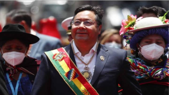 El presidente de Bolivia, Luis Arce cumplió con el chequeo anual contra el cáncer de riñón que padeció hace dos años