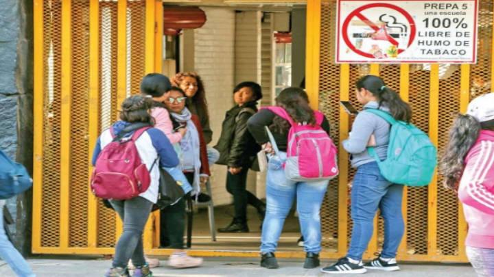 Educación media superior perderá a dos de diez jóvenes