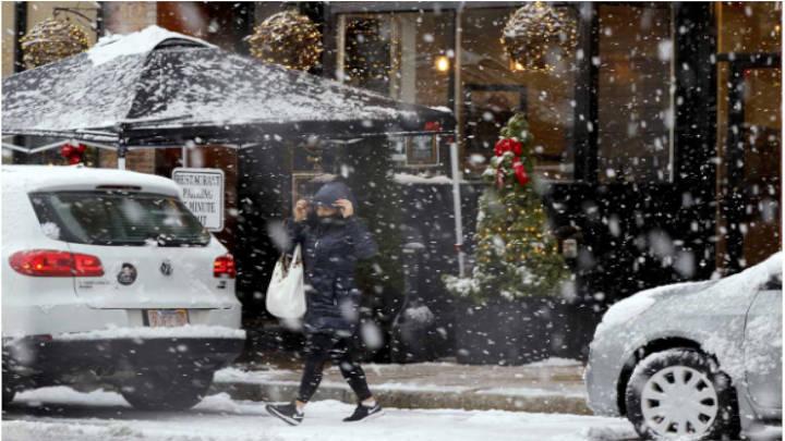 Estados Unidos recibe su primera tormenta invernal del año