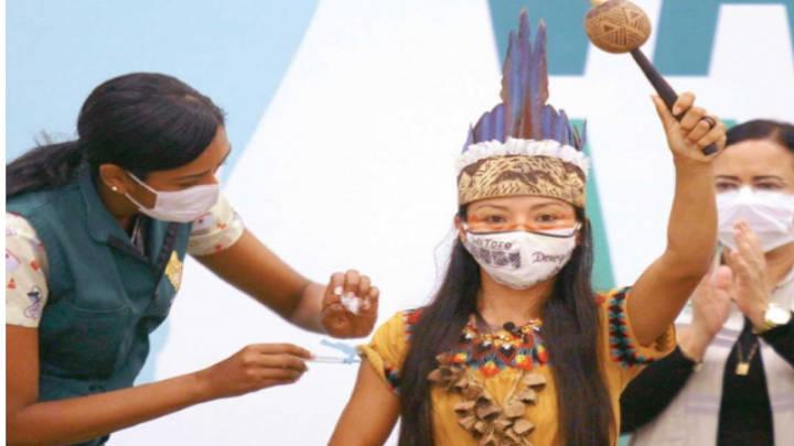 América Latina continua recibiendo vacunas contra el Covid-19