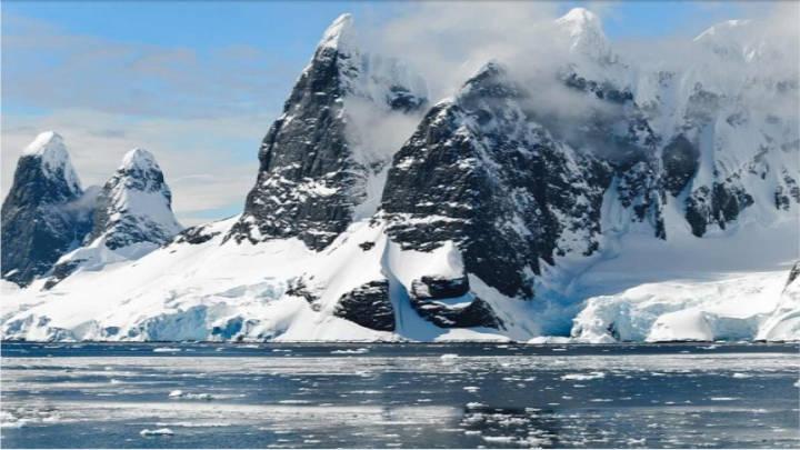 No mejora el escenario, continua el deshielo de polos y glaciares