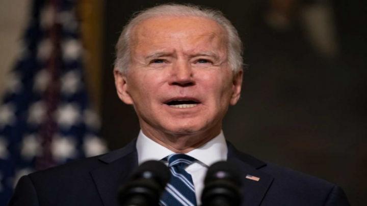Joe Biden apuesta al fortalecimiento de las relaciones mundiales . la paz y la justicia