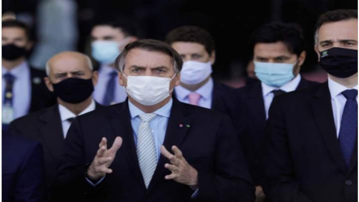 Ahora es cuando Bolsonaro asume la crisis provocada por la pandemia