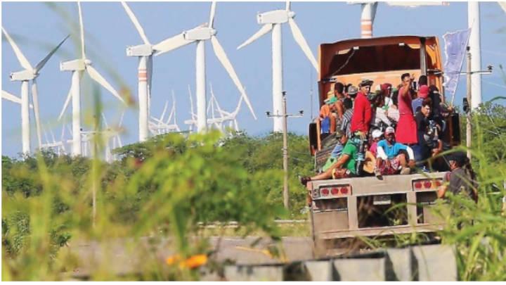 Suspendida en México la reforma eléctrica