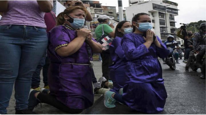 Venezuela llega al tope en cifras de Covid-19