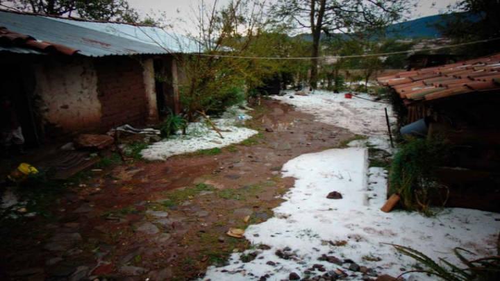 Oaxaca en emergencia por fuertes lluvias