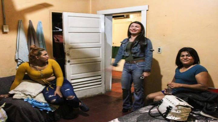 """""""La casa de colores"""", un refugio para los trans en ciudad Juárez"""