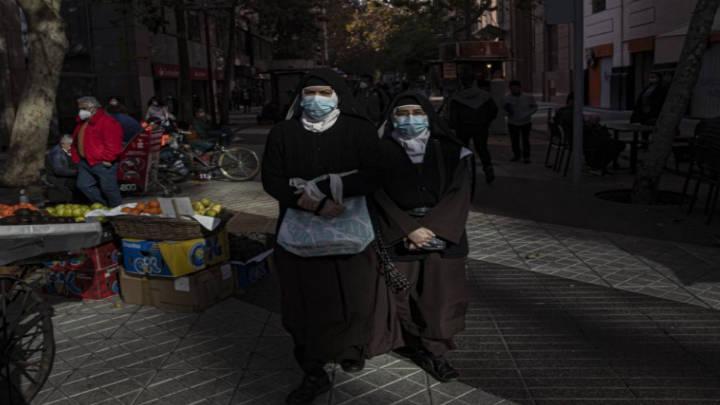 Chile se mantendrá en emergencia hasta finales de septiembre