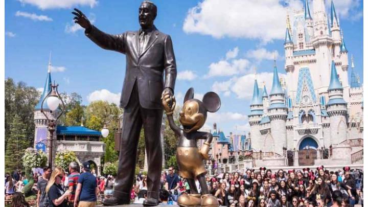 Celebración majestuosa: Walt Disney World festeja sus primeros 50 años