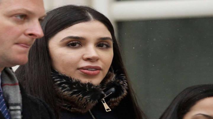 """Declara su culpabilidad, la esposa de """"El Chapo Guzmán"""" en tráfico de drogas"""