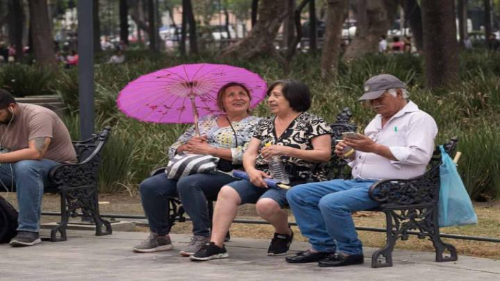 México aumentara las pensiones por vejez en julio