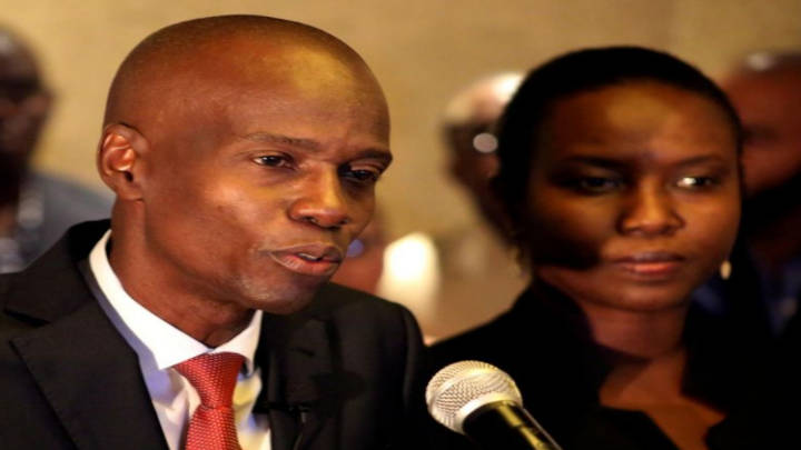 Asesinan a presidente de Haiti