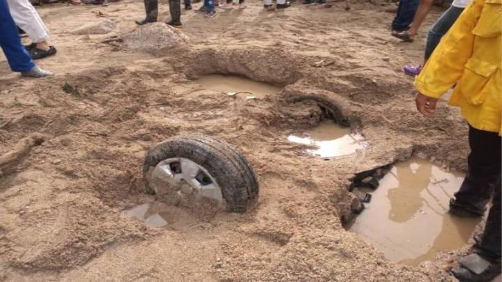 Venezuela sufre, tras fuertes lluvias azotan al país