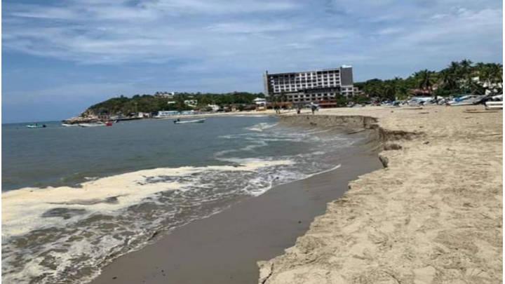 Las autoridades del estado piden precausión a la población ante la presencia del fenómeno natural