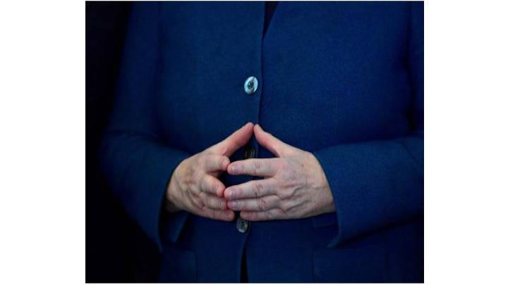 """El """"Diamante de poder"""" de Merkel es icónico a nivel mundial"""